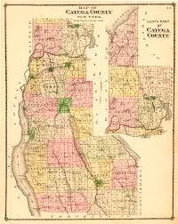Finger Lakes New York Map by 00003202 Jpg