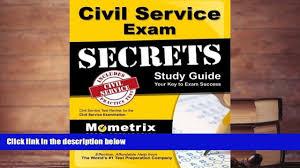 audiobook civil service exam secrets study guide civil service