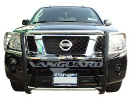 Ford Explorer Grill Guard - brush guard vanguard offroad products