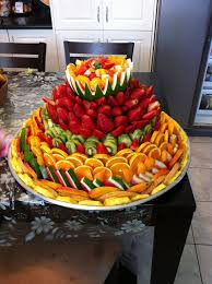 fruit table display ideas awesome fruit tray ideas for weddings images styles ideas 2018