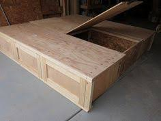 King Size Platform Bed With Drawers How To Make A Diy Platform Bed U2013 Lowe U0027s Use These Easy Diy