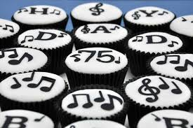 41 perfectly awesome music cupcakes