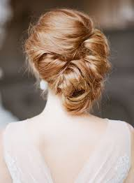 cuisiner les chignons 20 gorgeous gibson rolls tucked upstyle wedding hair inspiration
