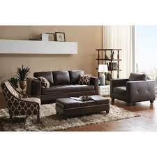 ottomans oversized chair with ottoman leather accent chair and