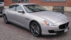 maserati sports car 2016 maserati quattroporte wikipedia