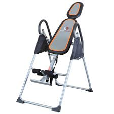 Inversion Table For Neck Pain by Fitness Club Inversion Table Deluxe Therapy Fitness Back Relief