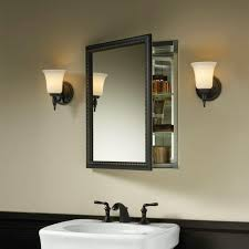 Home Depot Bathroom Mirror Cabinet by Bathroom Medicine Cabinets Home Depot B American