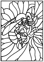 stained glass coloring pages coloringsuite com