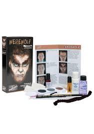 Halloween Werewolf Makeup Halloween Makeup Halloween Makeup Kits Beautiful Makeup Ideas