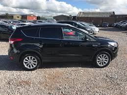 used 2016 ford kuga 2 0 tdci 150 ps 6 speed titanium for sale