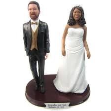 wedding toppers and groom classic creative plus size and groom wedding cake toppers