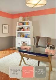 Best Coral Paint Color For Bedroom - coral serenade by behr is our paint color pick pastels