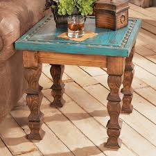 Rustic End Tables Rustic Tables