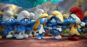 smurf series rebooted animated tale female empowerment