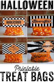 creative halloween treat bags neafamily com