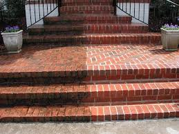 Entry Stairs Design Home Design Elegant Home Exterior Design Idea With Red Brick