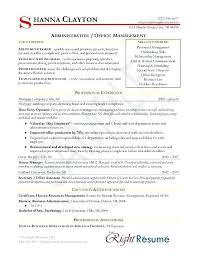 C Level Executive Assistant Resume Sample Sample Resume Administrative Manager Executive Assistant Resume