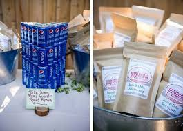 engagement party favors jason and delee s rustic engagement party by powers photography