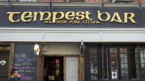 Top Ten Bars In Nyc Tempest Bar New York City