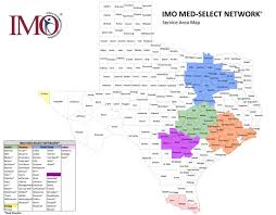 Zip Code Map El Paso by Find A Provider Injury Management Organization Inc Imo