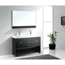 48 Bathroom Vanity Top Vanities 48 Double Sink Vanity Without Top 48 Inch Double Sink