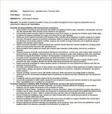 emergency room nurse job description sample er nurse resume