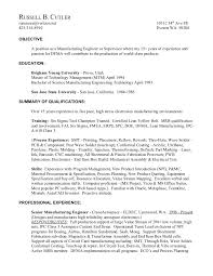 Electronic Assembler Resume Sample by Resume 2010