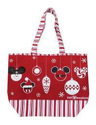 tote bag mickey ornaments walt disney world