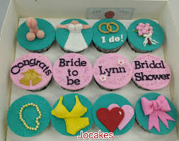 bridal cupcakes bridal shower cupcakes for jocakes