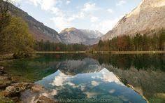 beautiful fall colors mountains surrounding salzburg