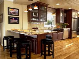 can you put an island in a small kitchen 11014