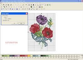 cross stitch pattern design software cross stitch maker free cross stitch patterns