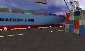 Shipping Container Home Design Software For Mac Flexsim Ct Container Terminal Simulation Flexsim Simulation