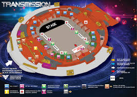 Floor Plan O2 Arena London by Transmission Last Information Time Table United Music
