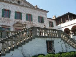 Staircase to garden Picture of Villa Terrace Decorative Arts