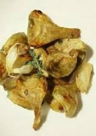 cuisiner les artichauts violets artichauts poivrade sautés