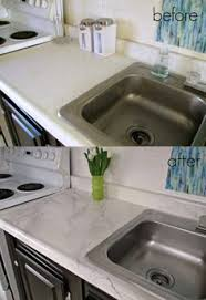 discount bathroom countertops with sink 40 kitchen countertop redo peel and stick tiles who would of