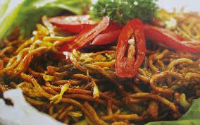 recette cuisine malaisienne recettes mauriciennes et d ailleurs nouilles à la malaisienne