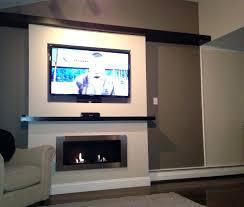 led wall mounted fireplace u2013 bowbox