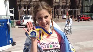 she did it natalie morales finishes boston marathon today com