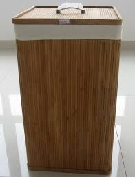 Square Laundry Hamper by Articles With Bamboo Laundry Basket Uk Tag Laundry Hamper Bamboo