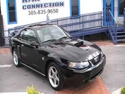 2004 ford mustang gt 2004 ford mustang gt 40th anniversary karconnectioninc com miami