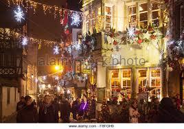 christmas lights street stock photos u0026 christmas lights street