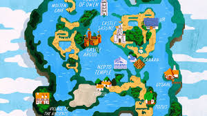 Final Fantasy 6 World Map by Final Fantasy Iii Retrospective Hope You Like Losing Progress