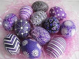 Easter Egg Decorations Cool Easter Egg Decorating Ideas Hative