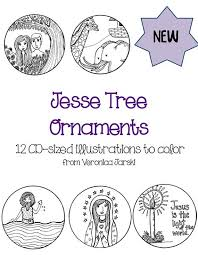 paper dali brand new tree ornaments for advent 2014