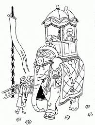 draw india coloring 30 coloring pages animals
