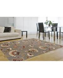 Infinity Area Rugs Bargains 30 Alise Infinity Blue Area Rug 5 3 X 7 3 5 3 X