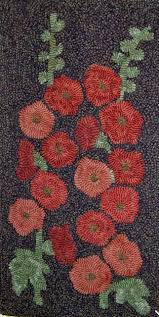 Wool Hook Rug Kits 310 Best Wool Hooked Beauties Images On Pinterest Rug Hooking