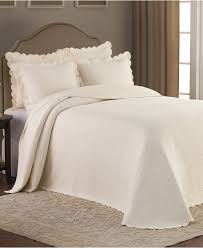 King Size Quilted Bedspreads Bedroom Matelasse Bedspreads With Beautiful Colors And Very